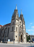 Vrsac Cathedral St Gerhard Royalty Free Stock Photos
