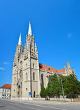 Vrsac Cathedral St Gerhard Stock Photography