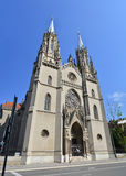Vrsac Cathedral St Gerhard Royalty Free Stock Photography