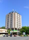 Vrsac Srbija Hotel. VRSAC, SERBIA Srbija Hotel landmark architecture royalty free stock photo