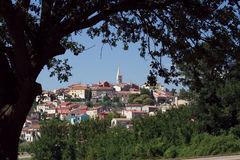 Vrsar, Croatia Stock Photo