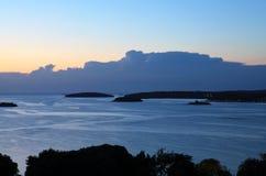 Vrsar Islands Stock Image