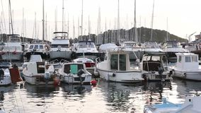 Vrsar, Istria - barcos