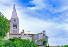 Vrsar, Istria, Croazia fotografia stock libera da diritti