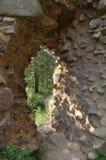 Vrskamyk old castle ruins Stock Photos