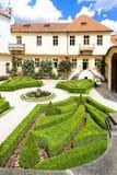 Vrtbovska Garden, Prague Stock Image