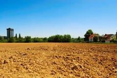 Vruchtbare grond Stock Fotografie