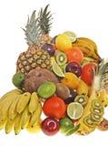 Vruchten 01R1 Stock Afbeeldingen