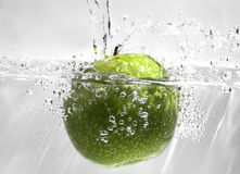 Vruchten 03 Stock Afbeelding