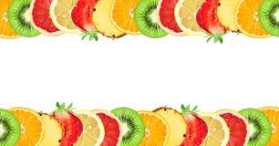 Vruchten stock illustratie