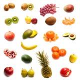 Vruchten in de reeks Royalty-vrije Stock Afbeeldingen