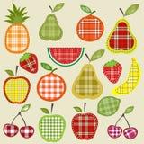 Vruchten en bessen Royalty-vrije Stock Foto