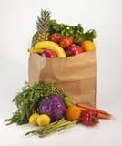 Vruchten en groente-1 Stock Foto