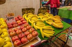Vruchten en groenten Royalty-vrije Stock Foto's