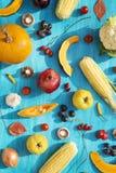 Vruchten en groenten royalty-vrije stock foto