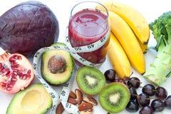 Het dieet van Superfood royalty-vrije stock afbeelding