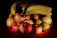 Vruchten mand Stock Foto's