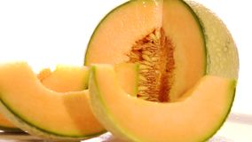 Vruchten op een witte achtergrond