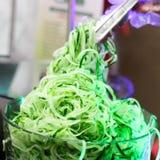 Vruchten salade stock afbeelding