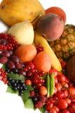 Vruchten. Stilleven Stock Afbeeldingen