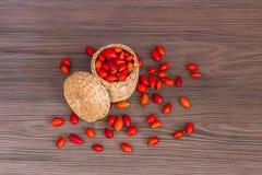 Vruchten van de herfst stock afbeelding