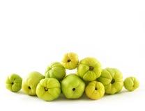 Vruchten van kweeperen stock foto's