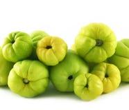 Vruchten van kweeperen stock foto