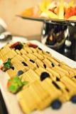 Vruchtencakes Royalty-vrije Stock Afbeelding