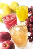 Vruchtesappen Stock Afbeeldingen