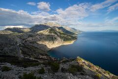 Free Vruja Bay - One Of The Most Beautiful Bays In Dalmatia Stock Photos - 168908623