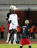 vs 2 (1) psv Debrecen Eindhoven Fotografia Stock