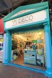 Vs deco shop in Hong Kong Royalty Free Stock Image