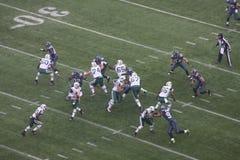 vs York nowego strumienia 2 seahawks Seattle zdjęcie stock