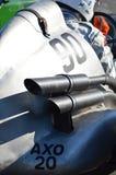 VSCC Autumn Sprint chez Goodwood Photographie stock libre de droits