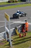 VSCC Autumn Sprint em Goodwood Fotografia de Stock