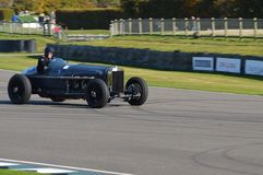 VSCC Autumn Sprint at Goodwood. stock photography
