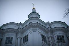 Vsekhsvyatskiy-Kathedrale (Tula) Lizenzfreie Stockfotos
