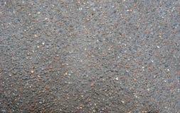 Våt asfalt för bakgrund Royaltyfri Bild