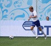 VTB Lev Yashin Cup Stock Photography
