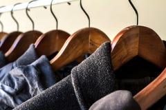 Vêtements d'hiver Images stock