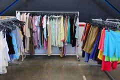 Vêtements de femmes Photographie stock libre de droits