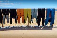 Vêtements isothermiques de séchage Image stock