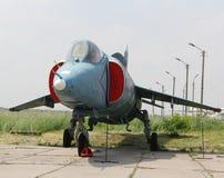 vtol flygplan Royaltyfri Bild