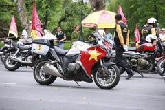 VTV kolarstwa turnieju Międzynarodowego †'tony Hoa Sen Filiżanka 2016 na Wrześniu 2, 2016 w Hanoi, Wietnam Zdjęcia Stock