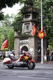 VTV kolarstwa turnieju Międzynarodowego †'tony Hoa Sen Filiżanka 2016 na Wrześniu 2, 2016 w Hanoi, Wietnam Zdjęcie Stock