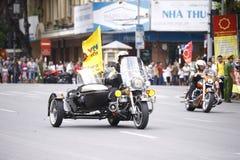 VTV kolarstwa turnieju Międzynarodowego †'tony Hoa Sen Filiżanka 2016 na Wrześniu 2, 2016 w Hanoi, Wietnam Fotografia Stock