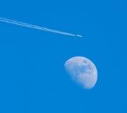 Vuéleme a la luna Imágenes de archivo libres de regalías