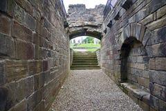 Vu de Stirling Castle Image stock