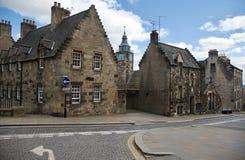 Vu de Stirling Castle Images stock