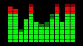 VU Meter Digital sound display